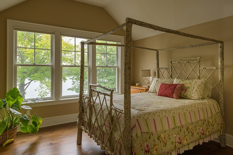 Custom Bedroom Canopy Bed