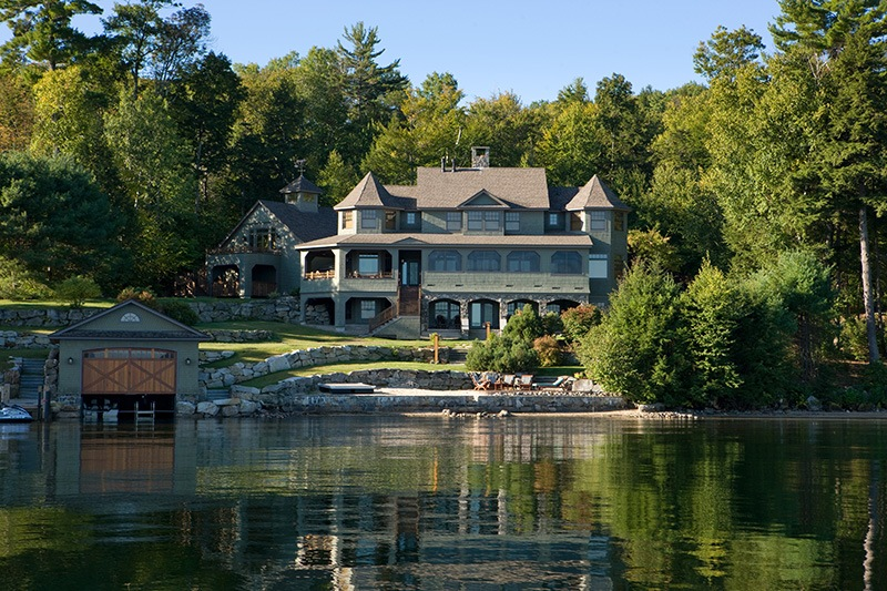 Meredith Family Compound Lake View